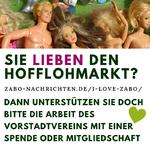Sie lieben den Hofflohmarkt? Dann unterstützen sie doch bitte die Arbeit des Vorstadtvereins mit einer Spende oder Mitgliedschaft